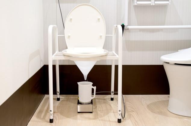尿流量検査器